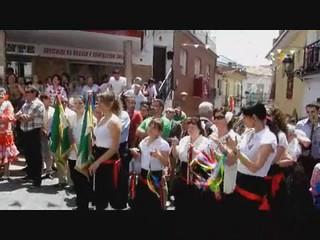 video 04 Periana procesión Santa Maria de la Cabeza