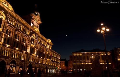 Municipio e Palazzo Pitteri