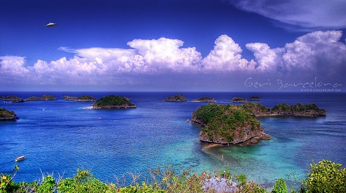 Hundred Islands HDR
