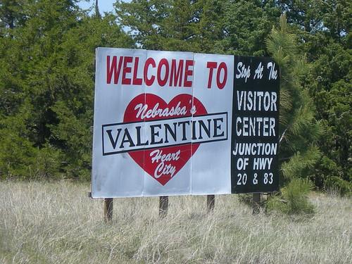 Valentine Nebraska