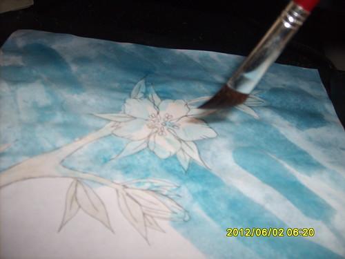 painting wash
