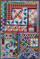 quilt, tapestry, art, pattern, textile, quilting, craft,