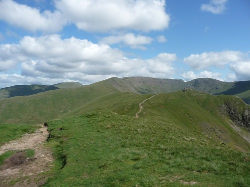 Fairfield Horseshoe - return leg 1