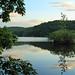 6-6-2012 canopus lake putnam county new york dusk5 ISLAND