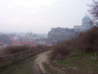 Path in the hill