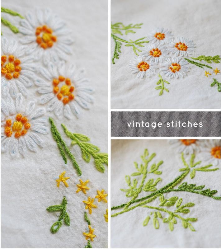vintage stitches