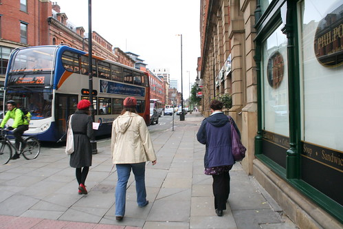 The Heart of the City - Cornerhouse Micro-Commission Walk