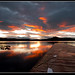 Elk Lake Pano by MattFergusonPhotography