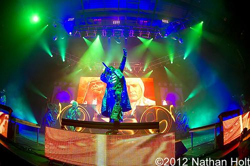 Rob Zombie - 05-18-12 - Deltaplex Arena, Grand Rapids, MI