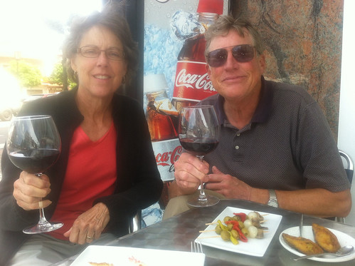 Americans in Spain