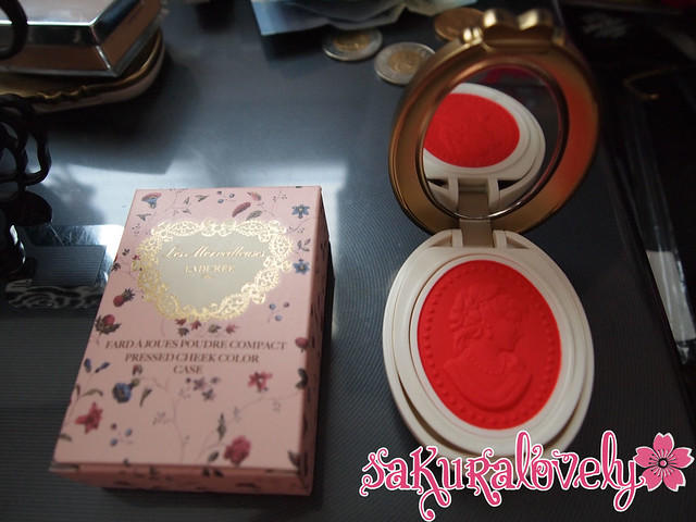 Laduree Pressed Powder Blush