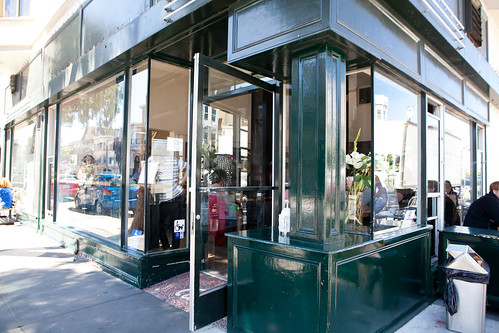 Exterior of Tartine Bakery