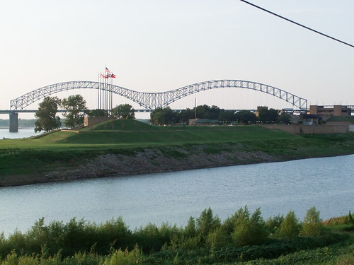 memphis-bridge -overmississippi-river