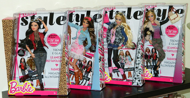 Style Glam Luxe Barbie Dolls A Gallery On Flickr