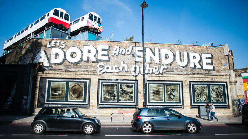 Shoreditch High Street