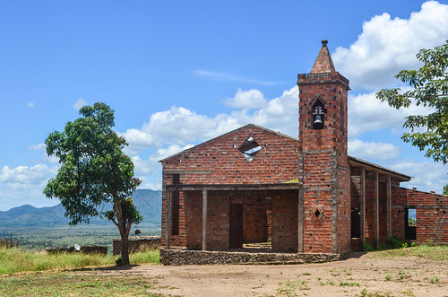 Church of Catanda