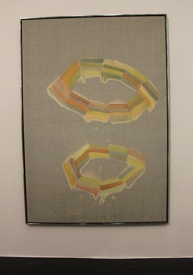 Sergej Jensen at booth Galerie Neu Berlin