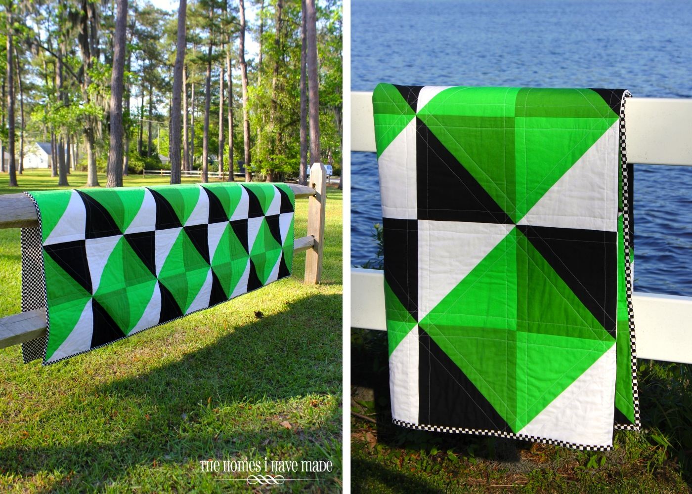 Henry's Green Quilt-002