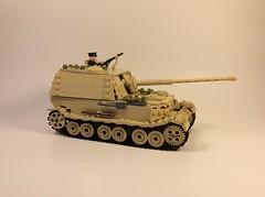 Elephant tank destroyer