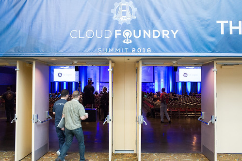 Cloud Foundry Summit NA 2016