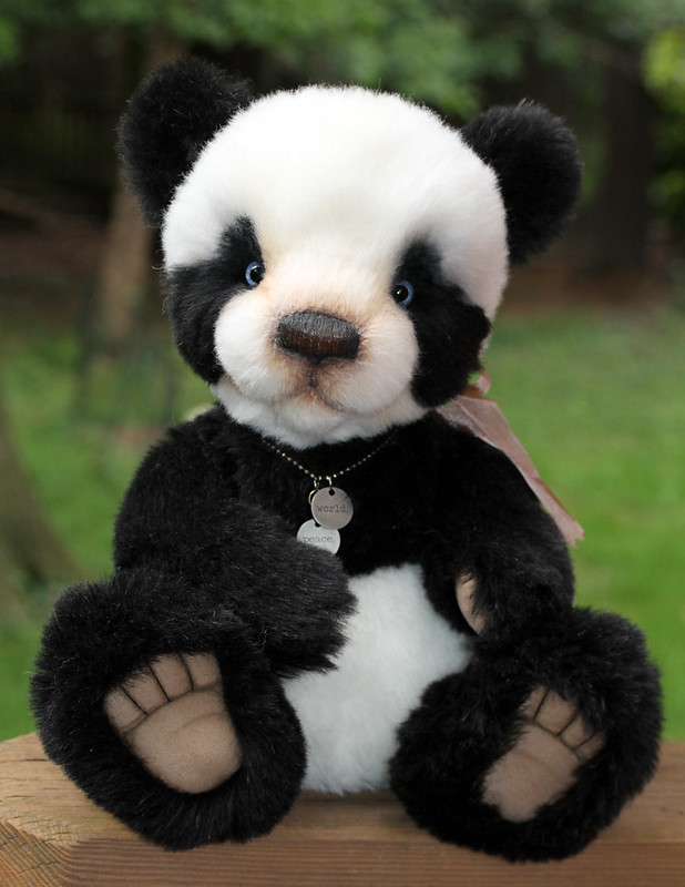 Miao Yin the Panda