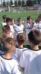 2016 - Junio (27 / 1 de Julio) – Fútbol Externo (Valdebebas)