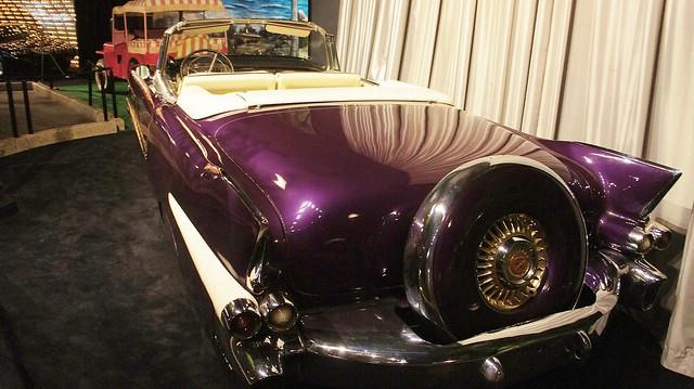 1956 Cadillac Biarritz convertible