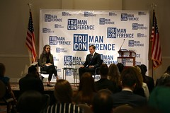 "Deputy Secretary of State Antony 'Tony' Blinken participates in a moderated discussion at Truman Conference 2016, ""The Future of American Strength,"" in Washington, D.C., on June 24, 2016. [State Department photo/ Public Domain]"