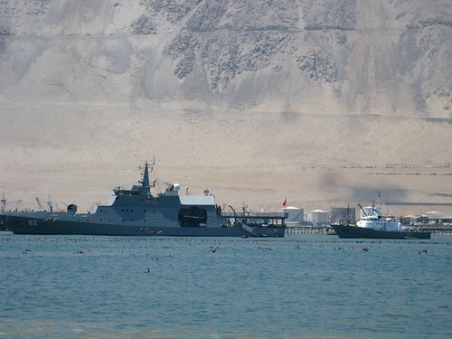 Iquique navy ships