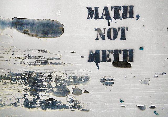 math not meth