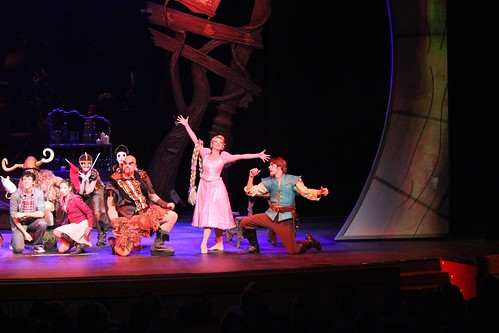 Rapunzel / Tangled - Wishes stage show