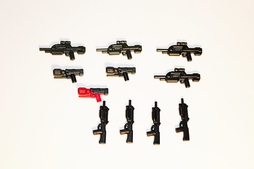 BrickArms: H PROTOTYPES