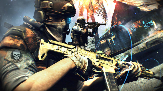 "Ghost Recon: Future Soldier Inside Recon ""Guerrilla Mode"" Trailer"