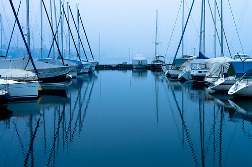 Winter marina 1
