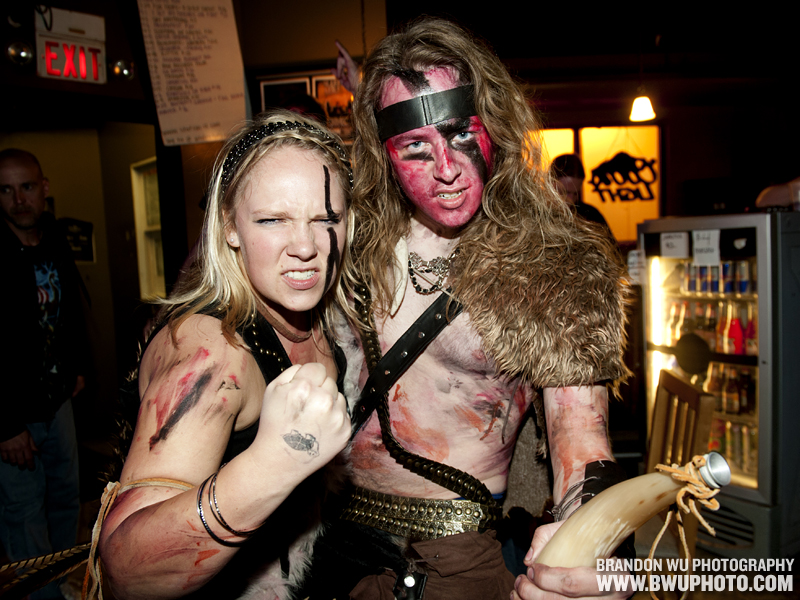 Paganfest fans