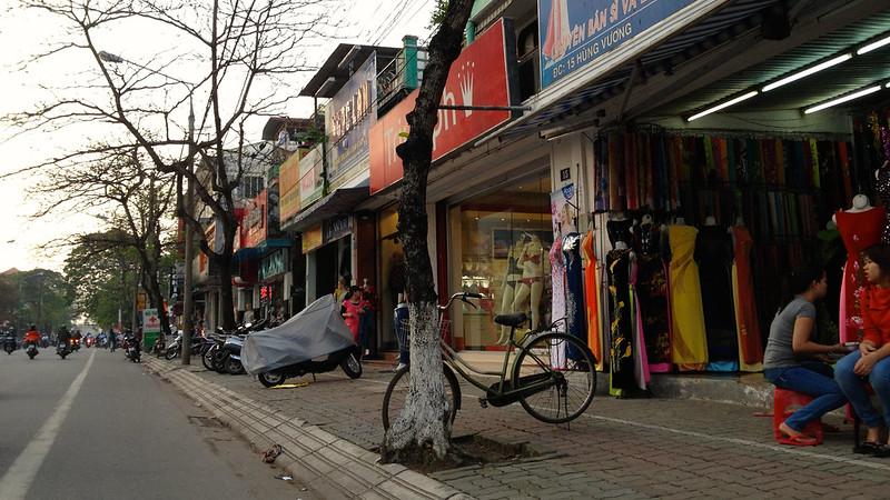 Cyclo Tour, Hue, Vietnam