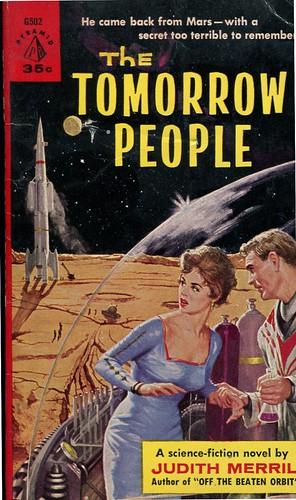 264 Judith Merril The Tomorrow People Pyramid060
