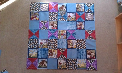 Baby quilt#1