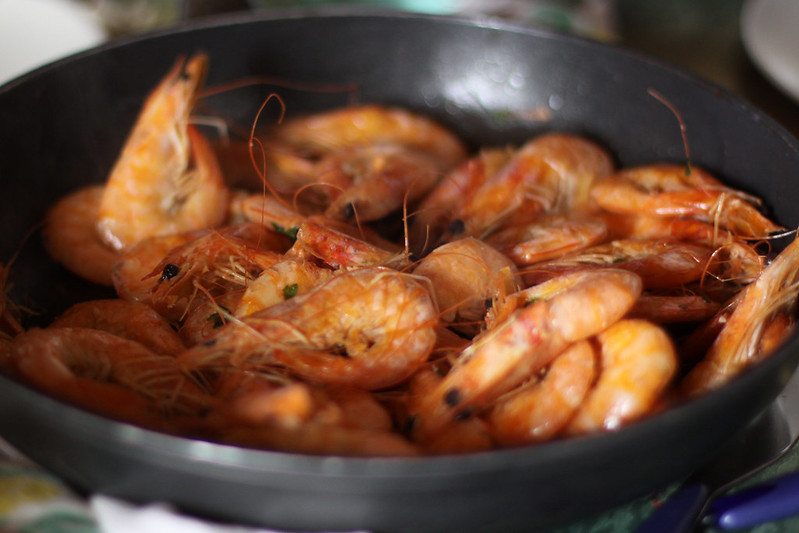 rosys shrimp