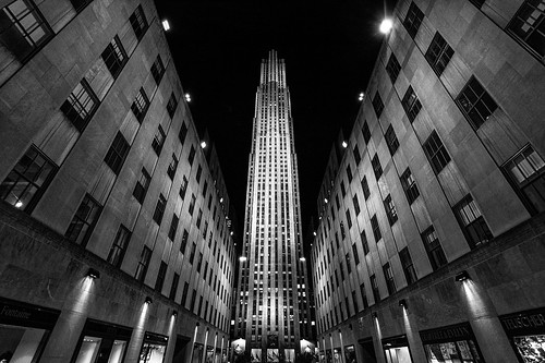 Rockefeller Center [Explored]