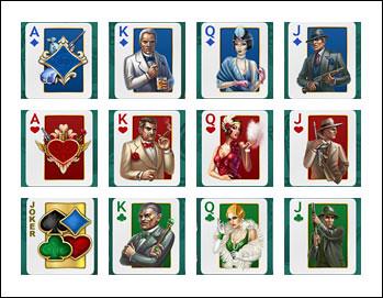 free Kings of Chicago slot game symbols
