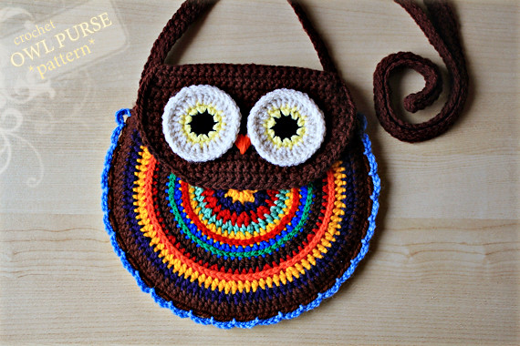 Crochet Owl Bag Pattern Free : Crochetoholics Crochet Place: Summer Crochet Patterns Fun!!