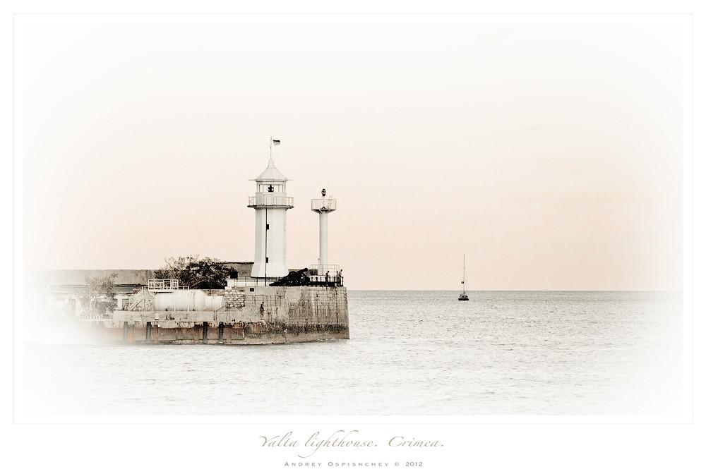 Yalta lighthouse