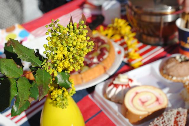 Easter 2012 kaffee-kuchen