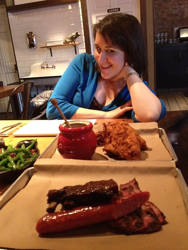 Claire and meat!