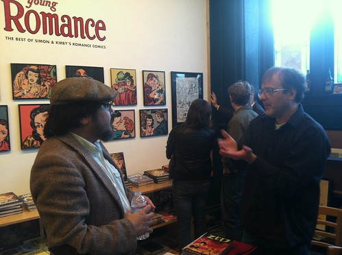 Young Romance at the Fantagraphics Bookstore & Gallery
