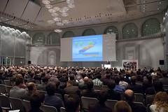 Prof. Dr. Uwe Dieter Grebe beim Stuttgarter Symposium