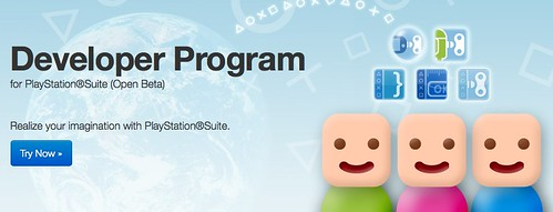 Developer Program for PS Suite