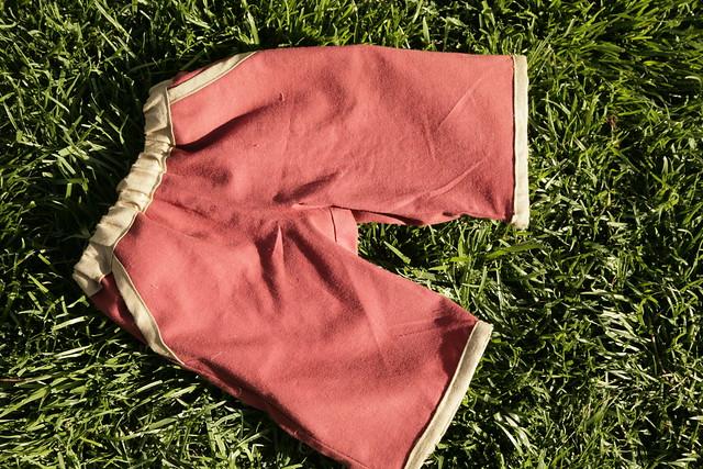 Franken-shorts.