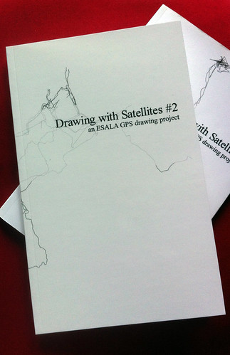 Drawing with Satellites #2